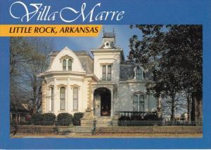 Arkansas Little Rock Villa Mare Victorian Mansion
