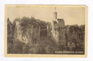 Schloss Lichtenstein, 817 MUM, 1910s