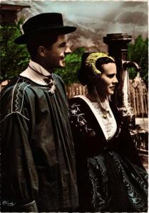 CPM Costumes de Savoie FOLKLORE (753194)