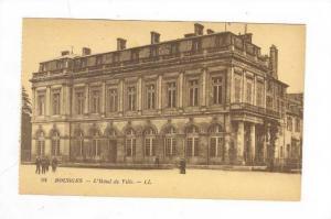 L'Hotel De Ville, Bourges (Cher), France, 1900-1910s