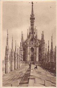 Italy Milano Il Duomo La Guglia Maggiore