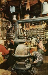 VT - Weston. Vermont Country Store, Interior
