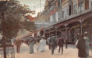 Merseyside, Southport, Lord Street, The Milton 1907