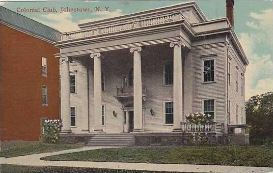 New York Johnstown Colonial Club 1914