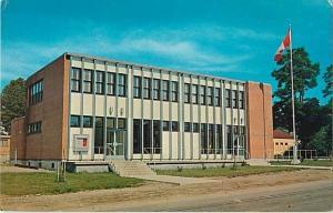Post Office in Shelburne Nova Scotia NS Canada