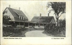 Barnstead Centre NH Pinecroft c1910 Postcard