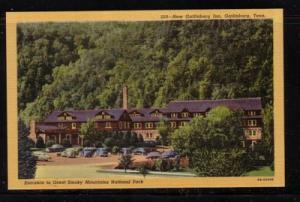 Tennessee colour PC New  Gatlinburg Inn, Gatlinburg,  unused