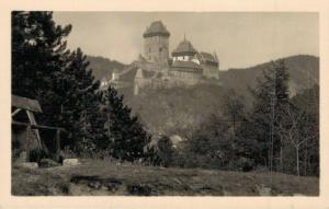 Czech Republic Hrad Karlstejn 02.92