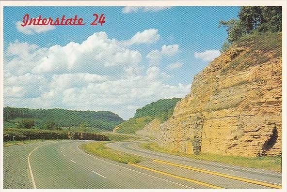 Interstate 24 Goodlettsville Tennessee