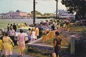 Rhode Island Watch Hill Summer Outdoor Art Festival