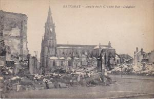 France Baccarat Angle de la Grande Rue Guerre 1914-18