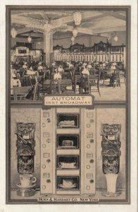 NEW YORK CITY , 1930s ; Broadway Automat