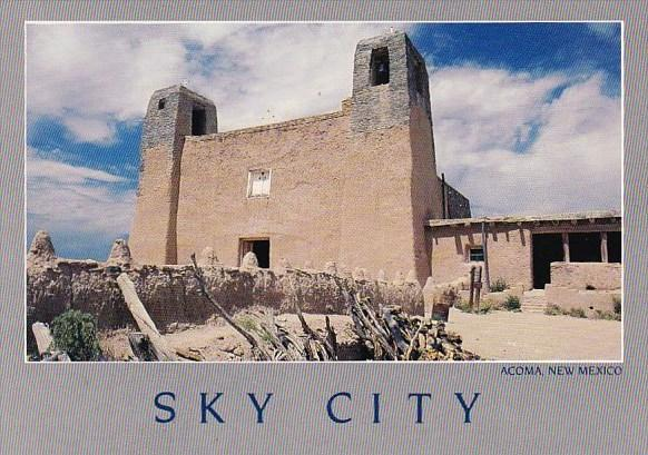 New Mexico Sky City
