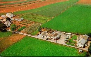 Pennsylvania Intercourse The Hex Barn 1963
