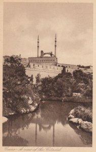 CAIRO , Egypt , 00-10s ; The Citadel
