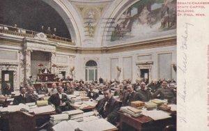 ST. PAUL, Minnesota, 1906; Senate Chamber, State Capitol