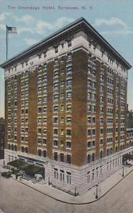 New York Syracuse The Onondage Hotel