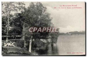 Saint Ferreol - A Corner Basin - Old Postcard