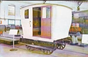 Bride's Coach Or Nova Scotia Coach Built 1838 In London