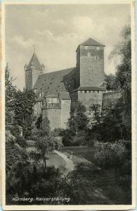 Germany - Nurnberg, The Royal Stables     *RPPC