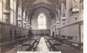 RP; Great Hall, Hart House, University Of Toronto, Ontario, Canada, 1920