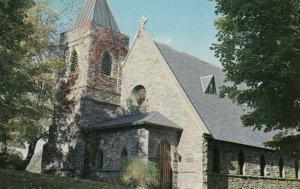 HUNTSVILLE , Muskoka, Ontario , 50-60s ; All Saints' Angelican Church