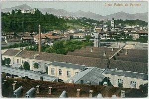 38545   CARTOLINA d'Epoca BIELLA Citta'  - PANORAMA 1911