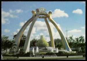 Brunei Darussalam - The Chrystal Arch, Jerudong Park