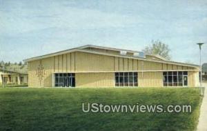 Gym, St Labre Indian School Ashland MT Unused