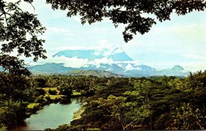 North Borneo Mount Kinabalu Highest Mountain In Southeast Asia