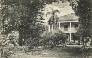 hawaii, HONOLULU, Queen's Residence (1910) Stamp