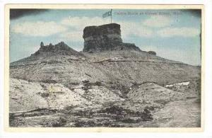 Castle Rock, Green River, Wyoming, 00-10s
