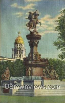 Pioneer Monument, State Capitol