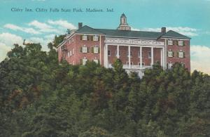 MADISON , Indiana , 1920s ; Clifty Inn, Clifty Falls State Park