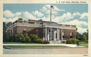 U.S. Post Office Hiawatha KS Unused