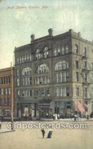 Boyd Theatre Omaha, NE, USA Postcard Post Cards Old Vintage Antique Omaha, NE...