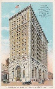 Illinos Peoria Commercial National Bank Curteich sk5552