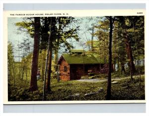 16775  NH Polar Caves the famous Sugar House