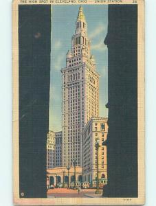 Linen BUILDING Cleveland Ohio OH ho1441