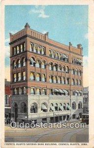 Council Bluffs Savings Bank Building Council Bluffs, Iowa, USA 1927