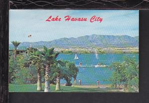 Panorama,Lake Havasu City Postcard BIN