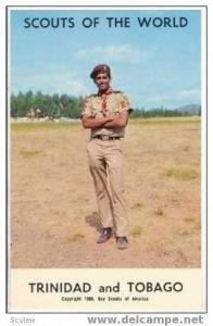Boy Scouts of the World, TRINIDAD & TOBAGO SCOUTS, 1968
