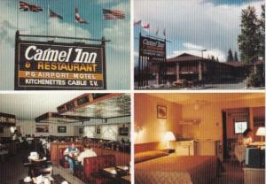 Canada Interior Views Carmel Motor Inn Prince George British Columbia