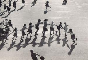Manchester School Playground Bury in 1990 Photo Exhibit Postcard