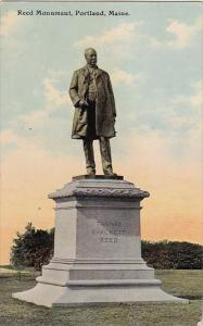 Reed Monument Portland Maine 1913