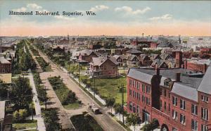 Hammond Boulevard , SUPERIOR , Wisconsin , PU-1910