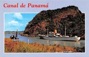 Gaillard Cut Panama Canal Panama Unused