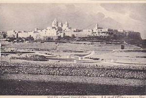 MALTA, General View of Citta Vecchia, 00-10s