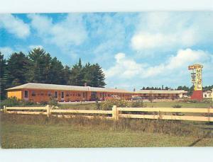Unused Pre-1980 PINE HILL MOTEL North Bay ON M3291