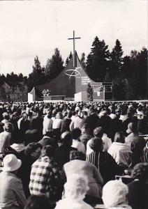RP: Herattajajuhlat , Ylivieska , Finland , PU-1979